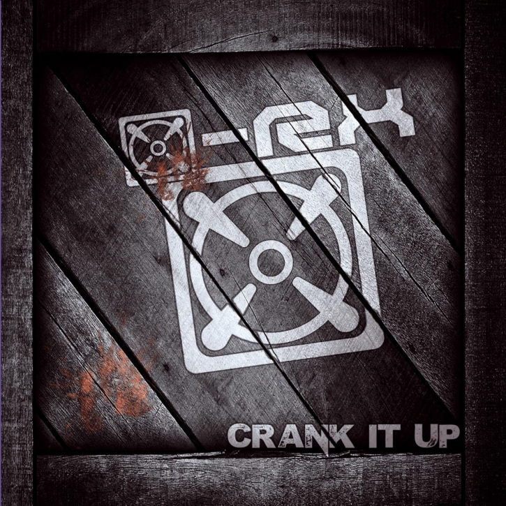 X-RX Crank It Up CD 2014