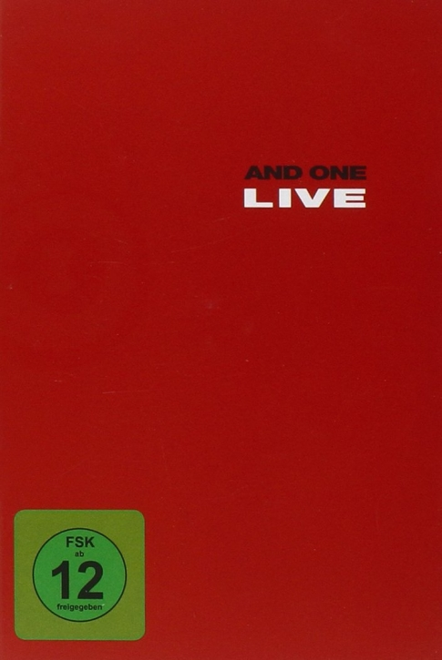 AND ONE Live 2DVD 2009