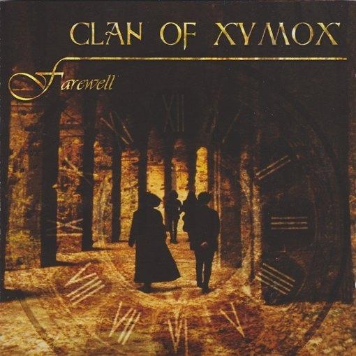CLAN OF XYMOX Farewell CD 2003