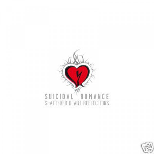 SUICIDAL ROMANCE Shattered Heart Reflections CD 2010