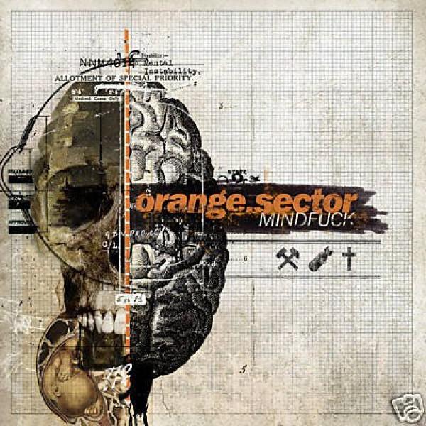 ORANGE SECTOR Mind.Fuck Mindfuck CD 2009