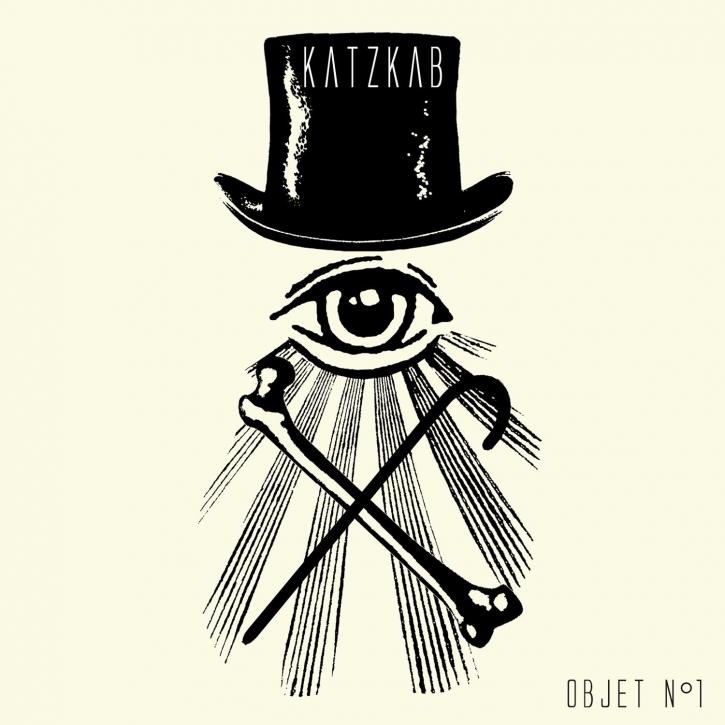 KATZKAB Object No1 CD Digipack 2013 KATZENJAMMER KABARETT