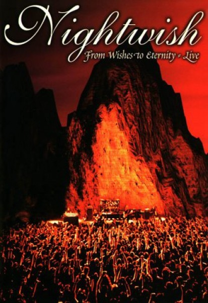NIGHTWISH From Wishes To Eternity: Live DVD 2002
