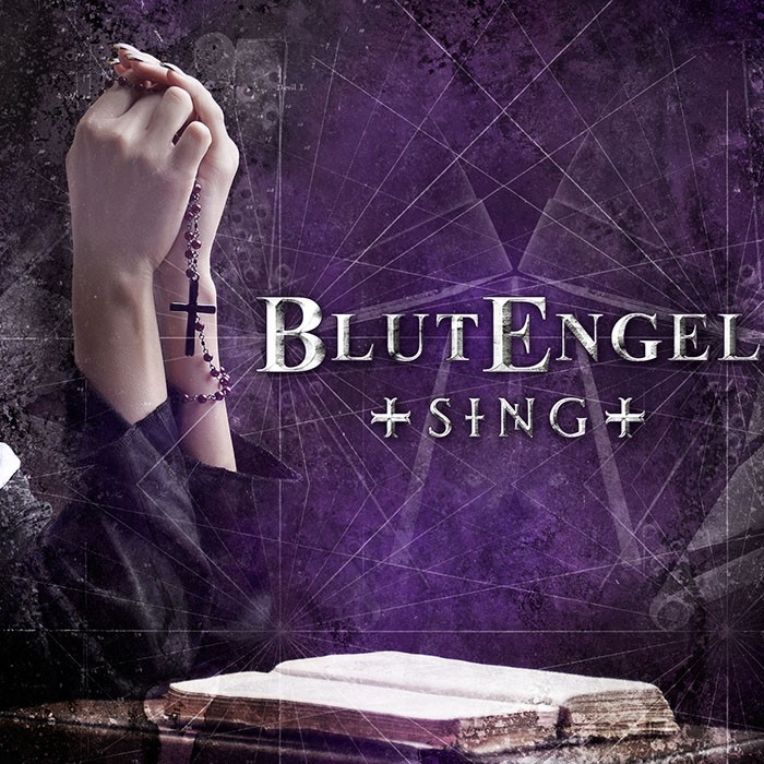 BLUTENGEL Sing LIMITED MCD Digipack 2015
