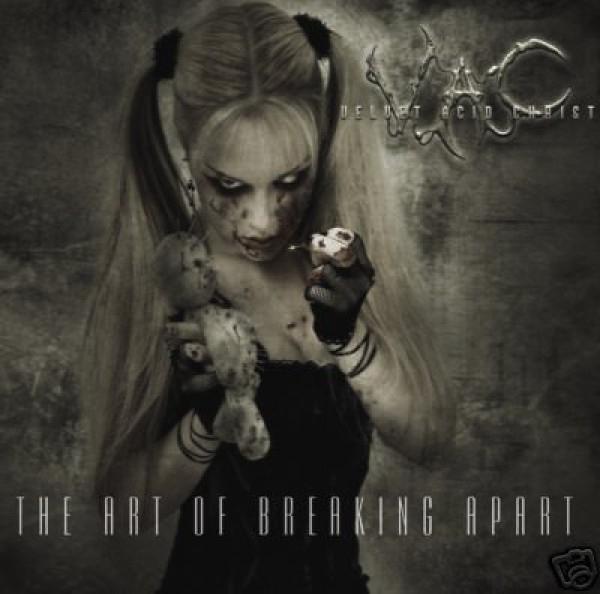 VELVET ACID CHRIST The Art Of Breaking Apart (US Edition) CD 2009