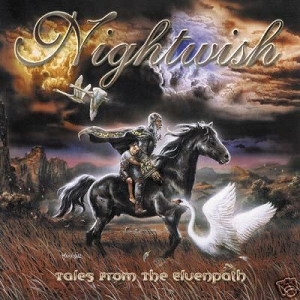 NIGHTWISH Tales From The Elvenpath CD 2004
