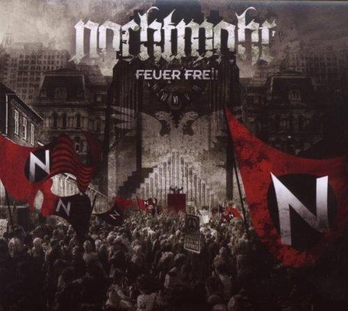 NACHTMAHR Feuer Frei! CD Digipack 2008