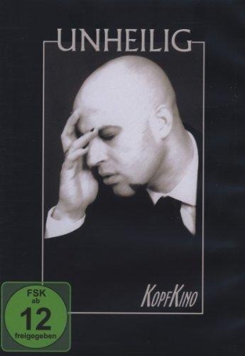 UNHEILIG Kopfkino DVD 2011