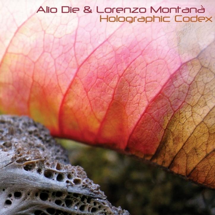 ALIO DIE & LORENZO MONTANA Holographic Codex CD Digipack 2015 LTD.500