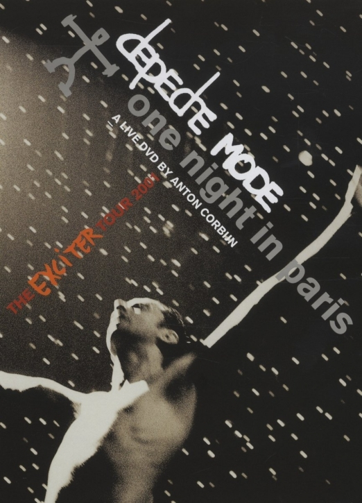 DEPECHE MODE One Night In Paris 2DVD 2005 (Mute Records)