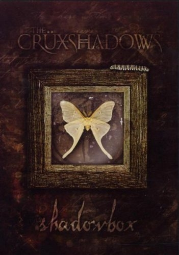 THE CRÜXSHADOWS Shadowbox DVD+CD 2007