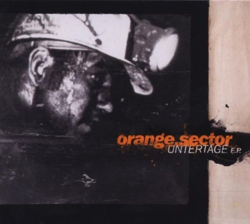 ORANGE SECTOR Untertage EP MCD Digipack LTD.1000