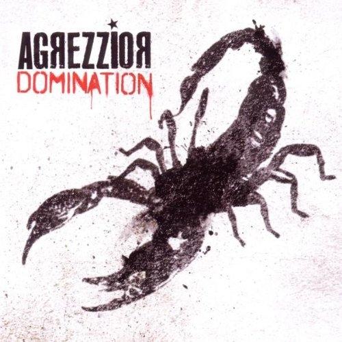 AGREZZIOR Domination CD 2010