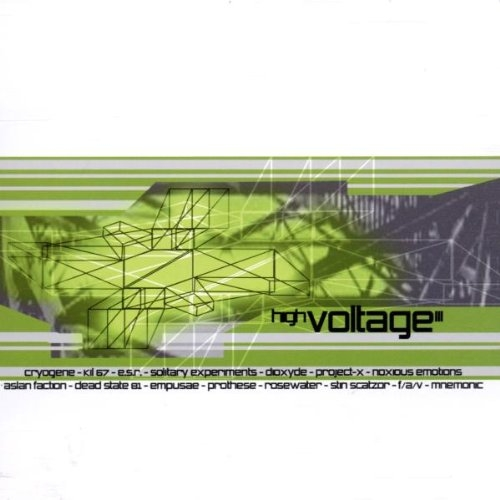 HIGH VOLTAGE 3 LTD.CD 2002 Solitary Experiments SUICIDE COMMANDO