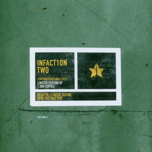 INFACT1ON 2 CD LTD.1000 XP8 Retractor LIQUID DIVINE Reaper