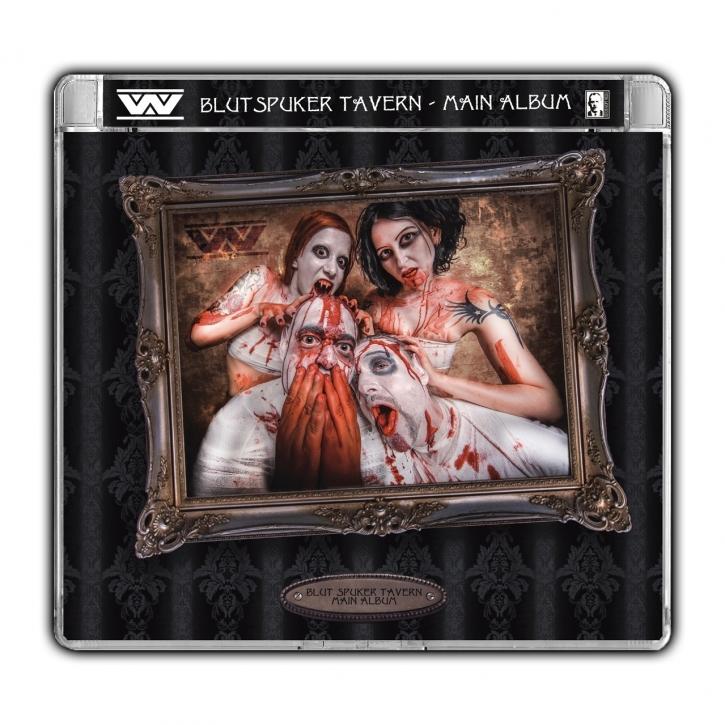 WUMPSCUT BLUTSPUKER TAVERN CD 2015