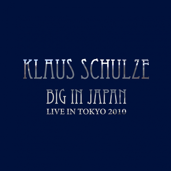 KLAUS SCHULZE Big In Japan US EDITION 2CD+DVD Digipack