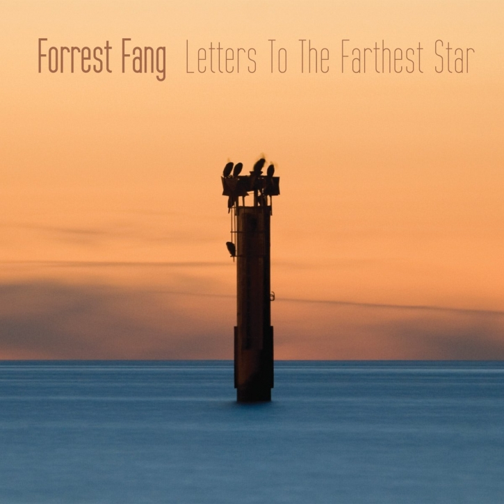 FORREST FANG Letters to the farthest Star CD Digipack 2015 LTD.300