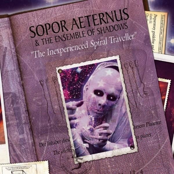 SOPOR AETERNUS The Inexperienced Spiral Traveller CD 2004