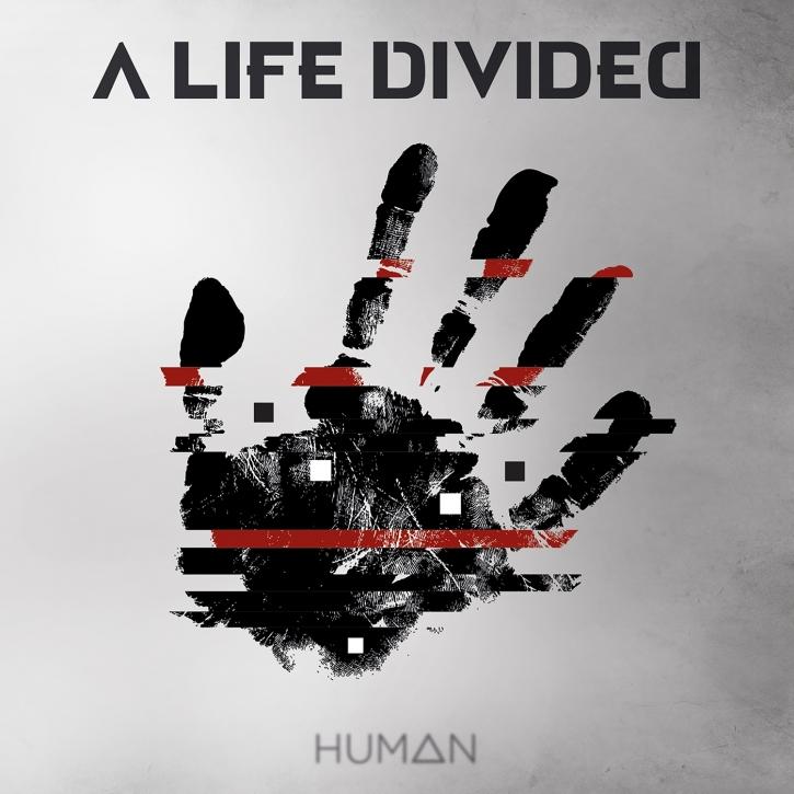 A LIFE DIVIDED Human LIMITED CD Digipack 2015 + 2 Bonustracks