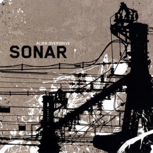 SONAR Alien Overdrive CD 2006 ant-zen