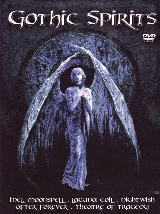 GOTHIC SPIRITS DVD 2007 Nightwish EISBRECHER Blutengel