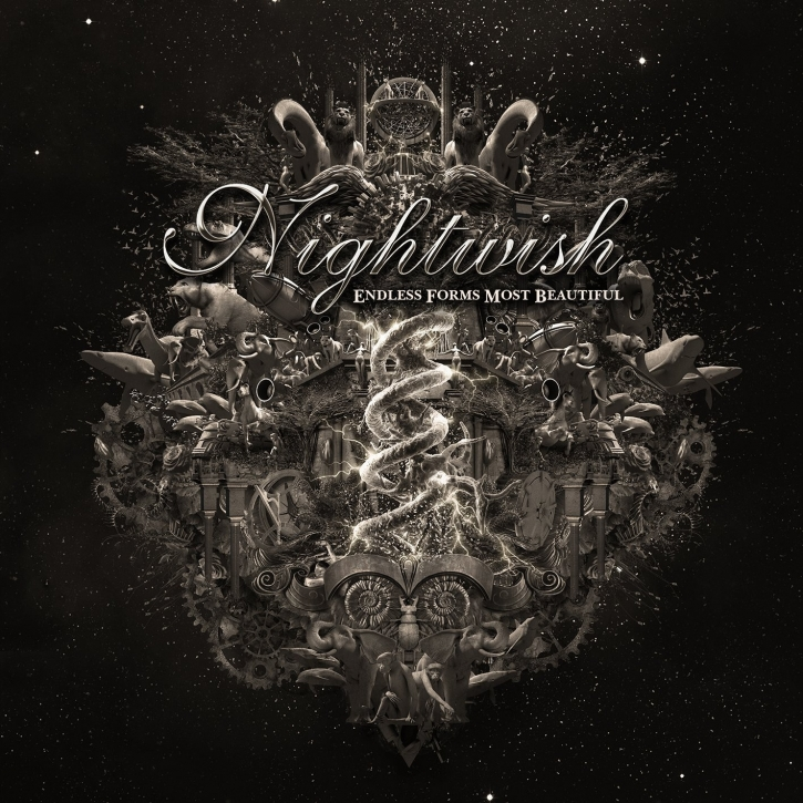 NIGHTWISH Endless Forms Most Beautiful CD 2015