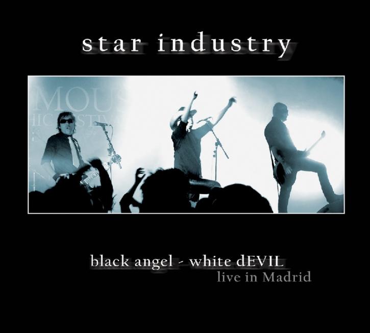 STAR INDUSTRY Black Angel White Devil LIMITED 2CD BOX 2008