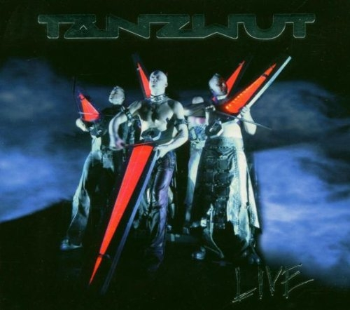 TANZWUT Live LIMITED 2CD+DVD Digipack 2004