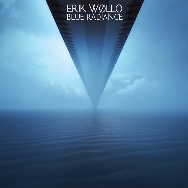 ERIK WOLLO Blue Radiance CD Digipack 2015