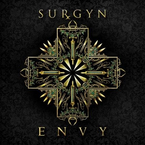 SURGYN Envy CD Digipack 2015 LTD.300