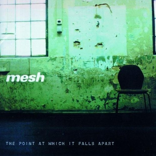 MESH The Point at Which It Falls Apart (US Edition) CD 2000
