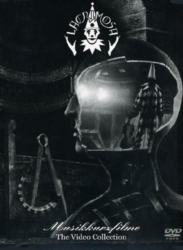 LACRIMOSA Musikkurzfilme - The Video Collection DVD