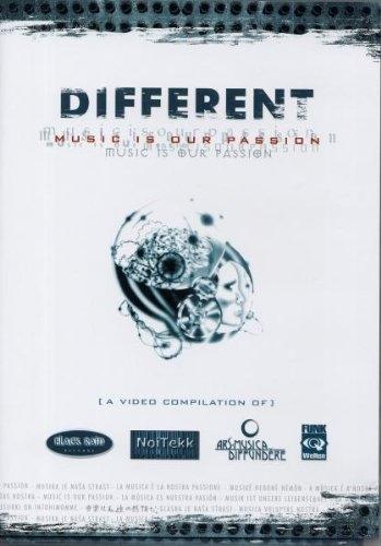 DIFFERENT DVD 2005 Psyclon Nine FEINDFLUG Grendel ASLAN FACTION Cyborg Attack