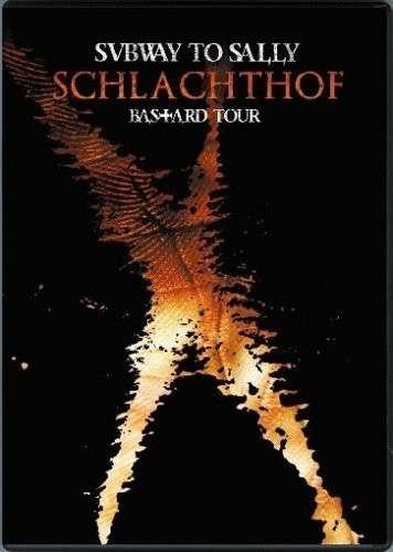 SUBWAY TO SALLY Schlachthof - Bastard Tour DVD+CD 2008