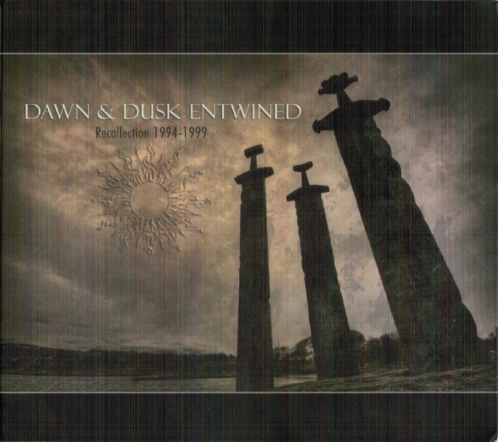 DAWN & DUSK ENTWINED Recollection 1994-1999 CD Digipack 2011