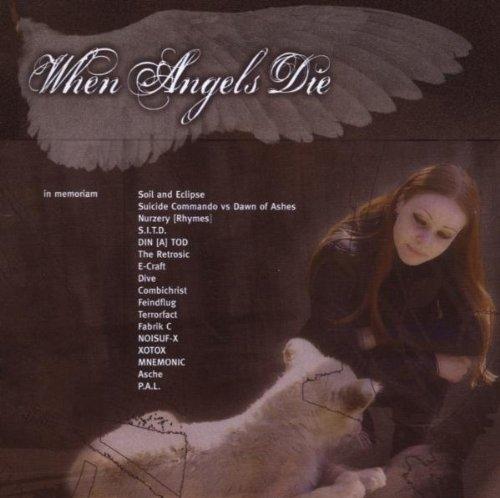 WHEN ANGELS DIE CD 2007 Combichrist FEINDFLUG Dive SITD Suicide Commando