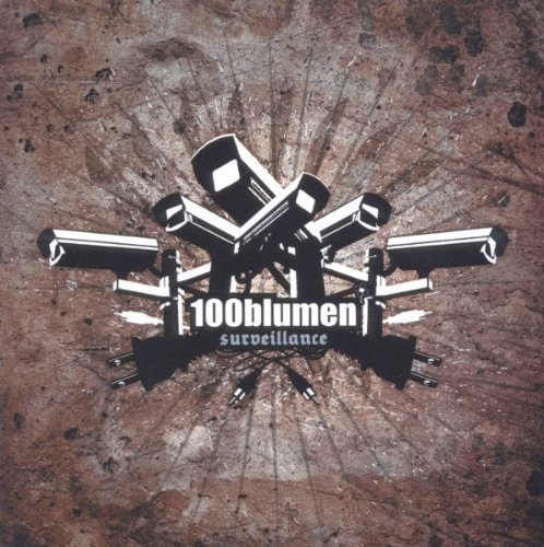 100BLUMEN Surveillance CD 2011 ant-zen
