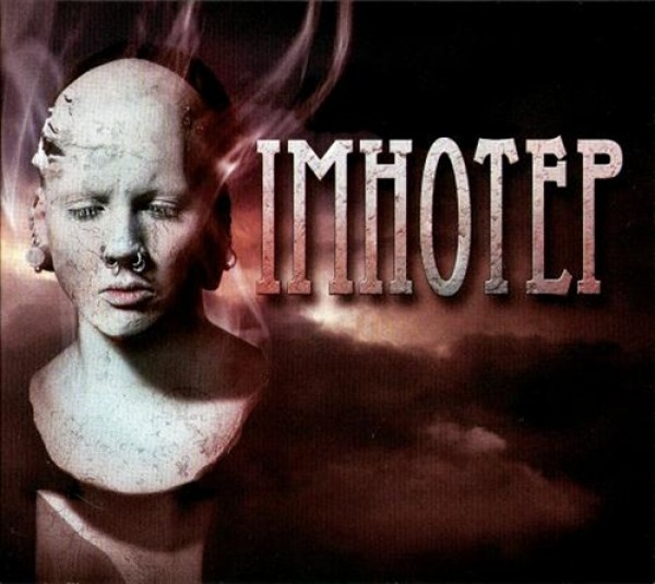 SOPOR AETERNUS Imhotep LIMITED MCD Digipack 2011