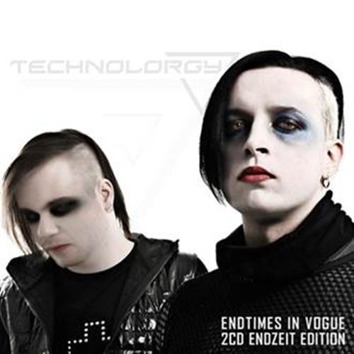 TECHNOLORGY Endtimes in Vogue [Endzeit Edition] 2CD 2015 LTD.100