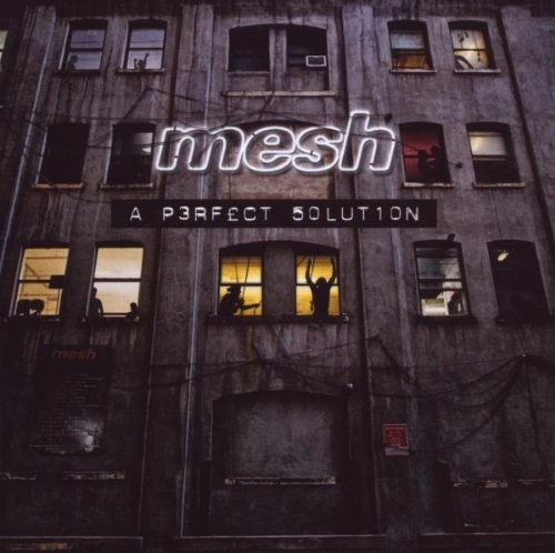 MESH A Perfect Solution (US Edition) CD 2009