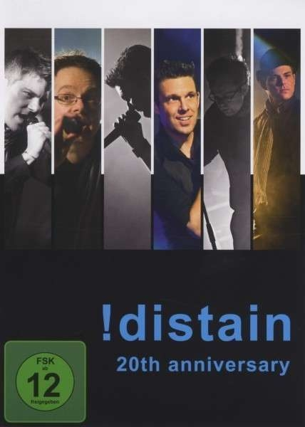 !DISTAIN 20th Anniversary DVD 2012