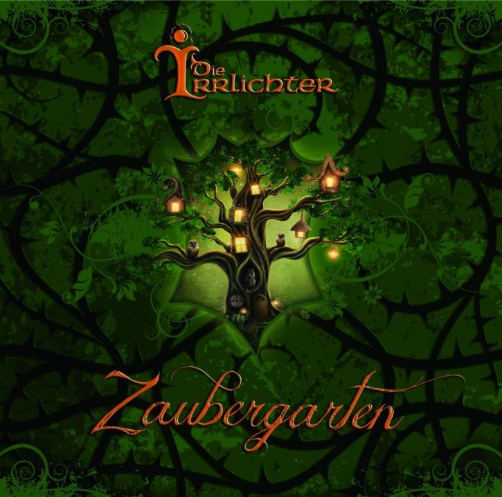 DIE IRRLICHTER Zaubergarten CD 2015