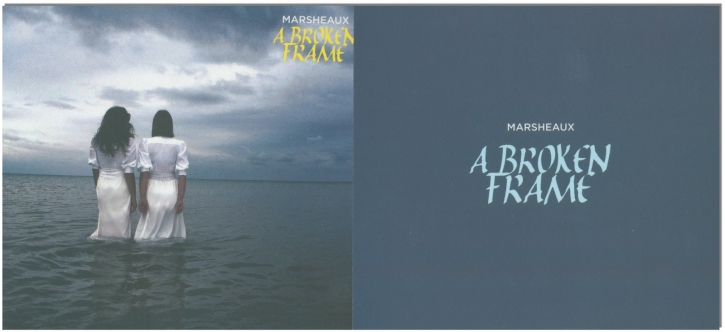 MARSHEAUX A Broken Frame (Limited Deluxe Edition) 2CD Digipack 2015
