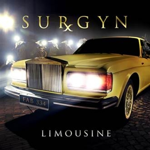 SURGYN Limousine EP CD Digipack 2015 LTD.100