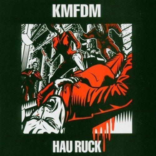 KMFDM Hau Ruck CD 2005