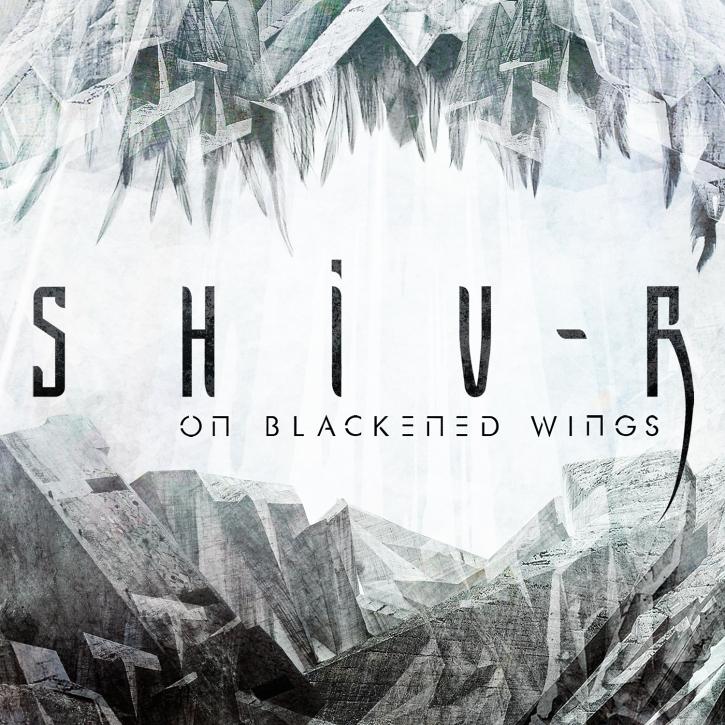 SHIV-R On Blackened Wings CD 2015 LTD.500