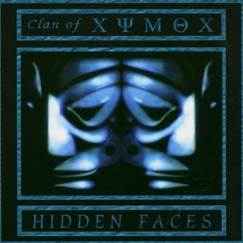 CLAN OF XYMOX Hidden Faces CD 2010 (Metropolis Records)
