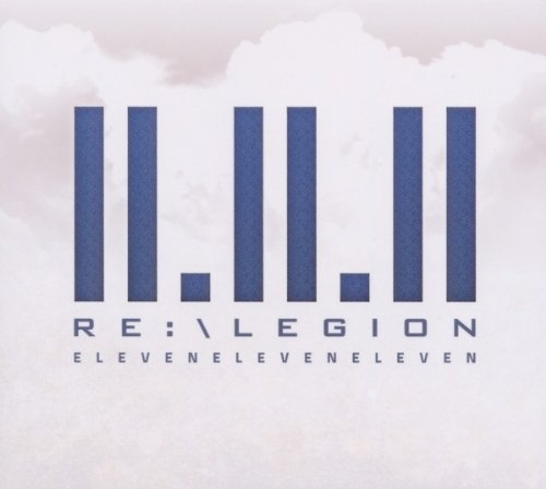 RE:\LEGION 11:11:11 LIMITED 2CD Digipack 2011