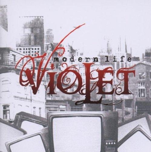 VIOLET Modern Life CD 2009